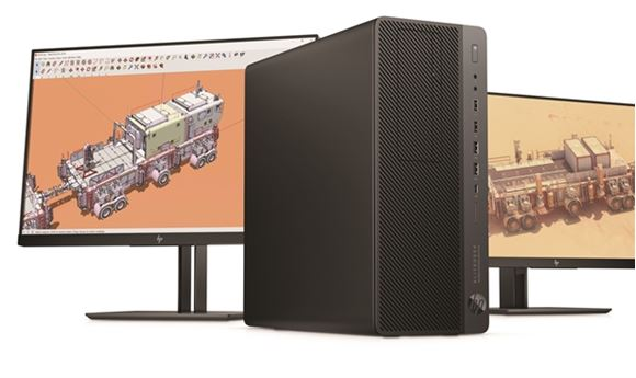 HP Unveils Powerful Entry Workstations