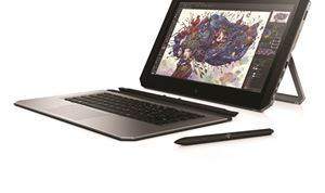 HP Unveils First Detachable PC Workstation