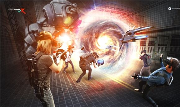 Scaling Up to Large-Scale Multiplayer VR