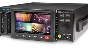 AJA Offers Ki Pro Ultra Plus with 4-Channel HD Recording, HDMI 2.0 Support