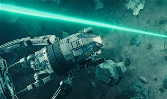 MPC Helps Save the World in 'Independence Day: Resurgence'