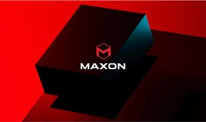 Maxon Unveils New Corporate ID