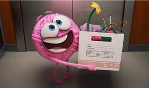 Spotlight on Pixar's 'Purl'