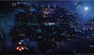 Rodeo FX Builds Valerian Megacity