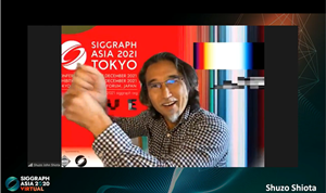 SIGGRAPH Asia 2020 Virtual Concludes