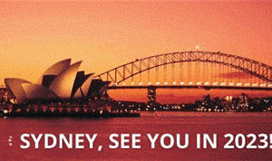 Sydney Selected to Host 2023 SIGGRAPH Asia