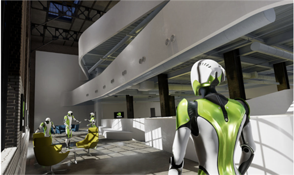 Nvidia Releases New VR AEC Tools for Holodeck