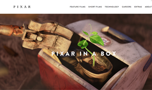 Pixar in a Box Helps Animators Sharpen Their Skills