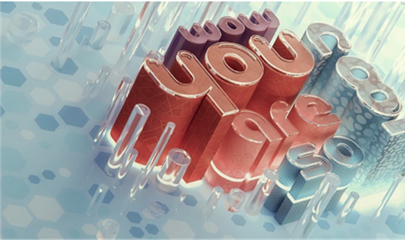 Adobe Introduces 3D Text, Basic Shapes