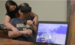SCAD's VR for Good Helps Improve Lives