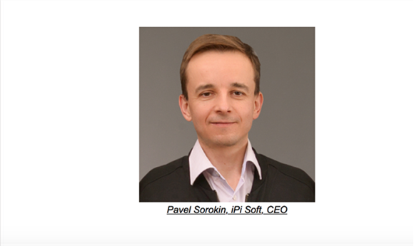 Sorokin Named iPi Soft CEO