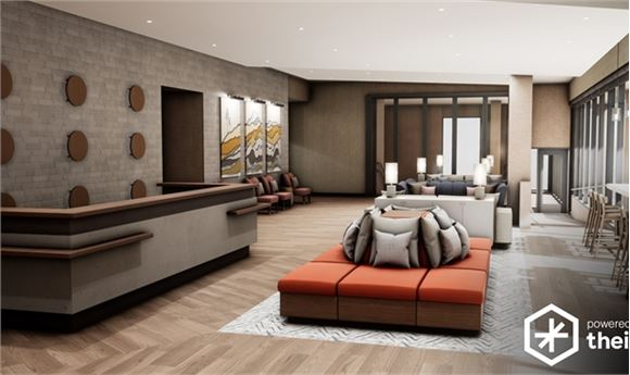 3D Interactive Model Speeds Up Design Process for New Hotel