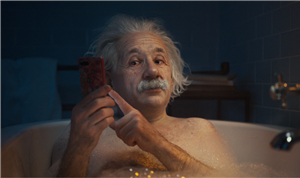 The Mill Creates Photoreal CG Einstein
