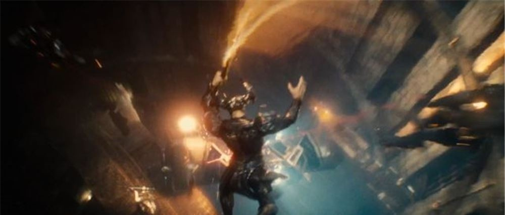 Justice League's Full-CG Supervillain