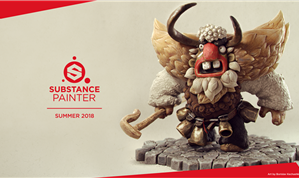 Allegorithmic Adds Updates to Substance Painter