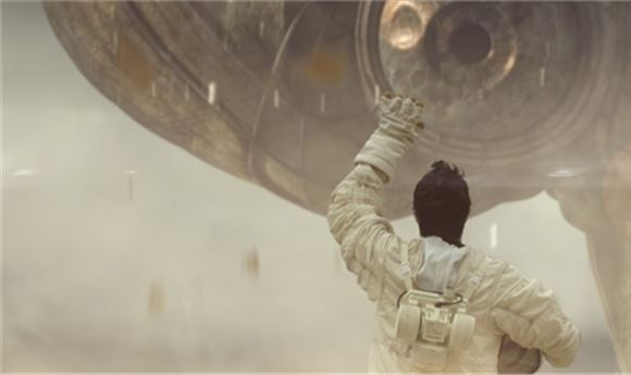 VFX Adds Thrills to the Sci-Fi Short 'The Narrow World'
