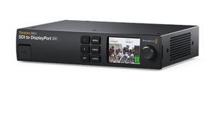 Blackmagic Design Ships Teranex Mini SDI to DisplayPort 8K HDR