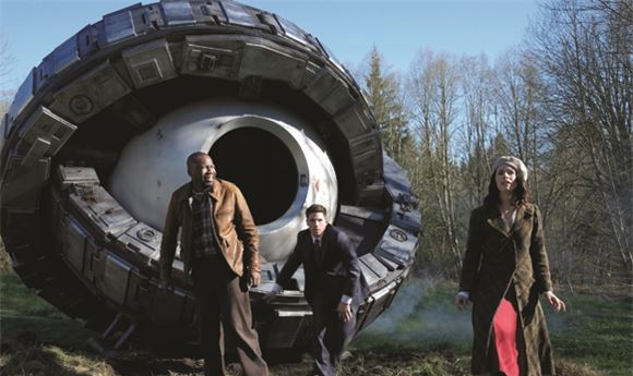 Pursuing an Evil Time Traveler in Timeless