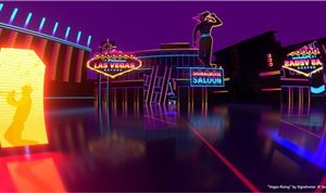 Bringing Immersive 360-Degree Vegas to Life