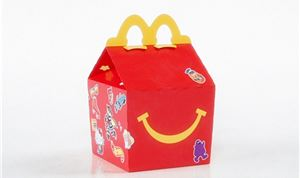 Framestore Turns Back Clock on Iconic Happy Meal Toys