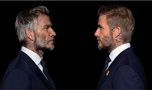Digital Domain Ages Beckham for Campaign