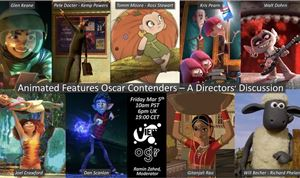 VIEW Animated Feature Directors to Discuss 93rd Academy Awards
