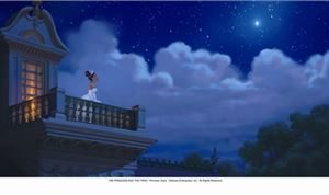 Walt Disney Animation Studios Serves Up Hand-drawn Animation in The Princess and the Frog
