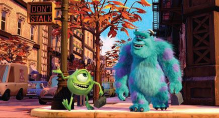 2001: Monsters, Inc.