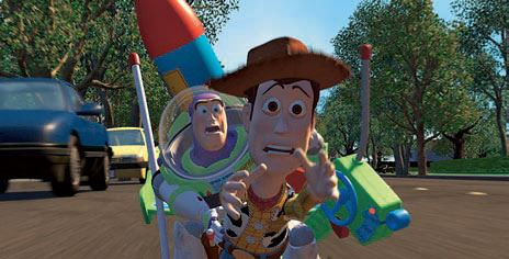 1995: Toy Story