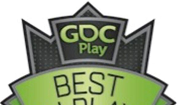 GDC Play 2013 'Best in Play' Winners Announced