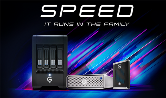 Western Digital Offers New Solutions to G-Tech G-Drive & G-Speed Shuttle Families