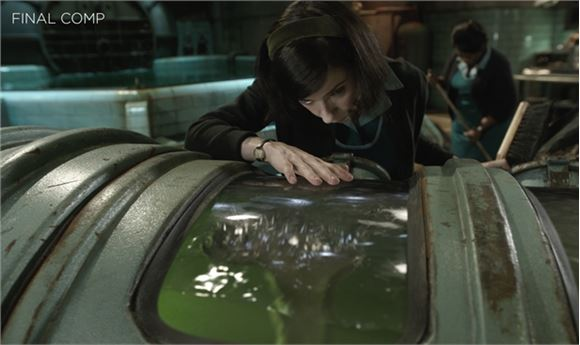 Creature Feature: 'The Shape of Water'