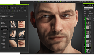 Reallusion Releases Character Creator 3.3 and SkinGen