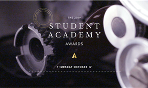 2019 Student Academy Awards Medalists Honored